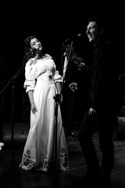 Na koncertu Danice Krsić u Kragujevcu